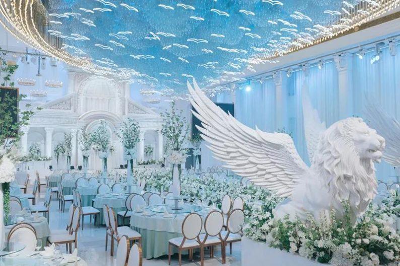 婚礼堂发布:知名餐旅连锁酒店,打造一站式婚礼殿堂