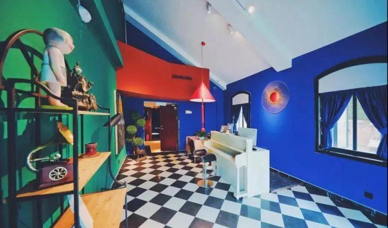 婚礼堂发布:开发新业态!3000平米德式古堡风艺术中心  第12张