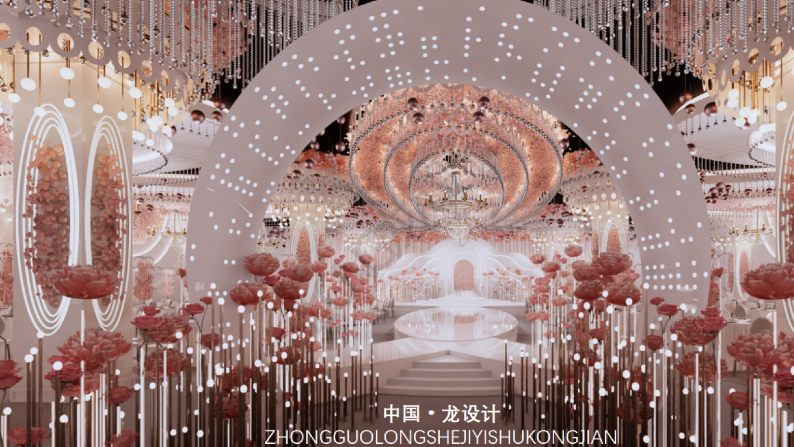 首发!阿龙婚礼堂6个作品合集  第13张