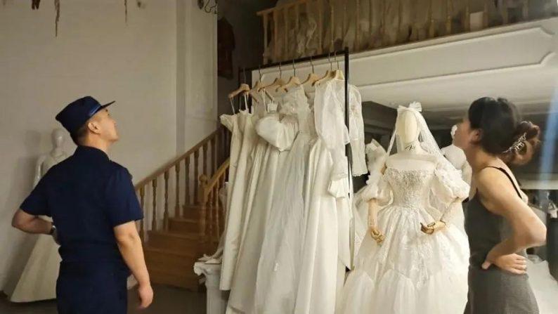 全国多地开展婚纱摄影消防安全检查  第6张