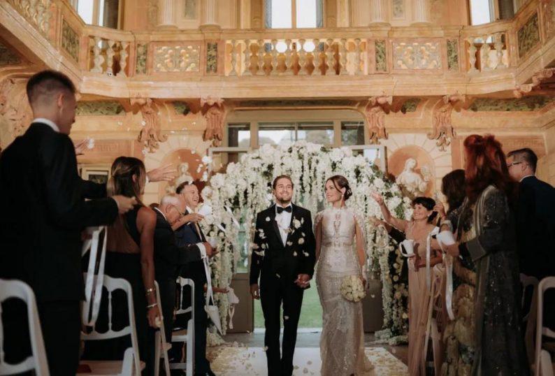 解救无聊婚礼!婚礼各环节创意都在这里了  第15张