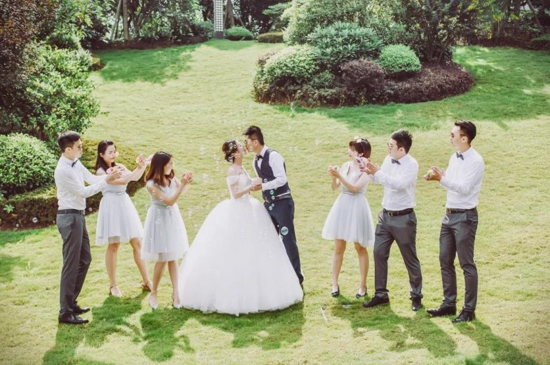 解救无聊婚礼!婚礼各环节创意都在这里了  第19张