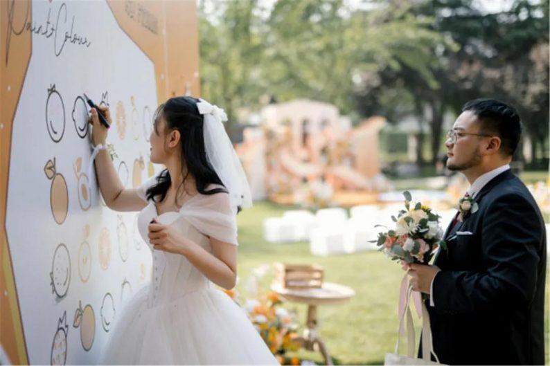 解救无聊婚礼!婚礼各环节创意都在这里了  第22张