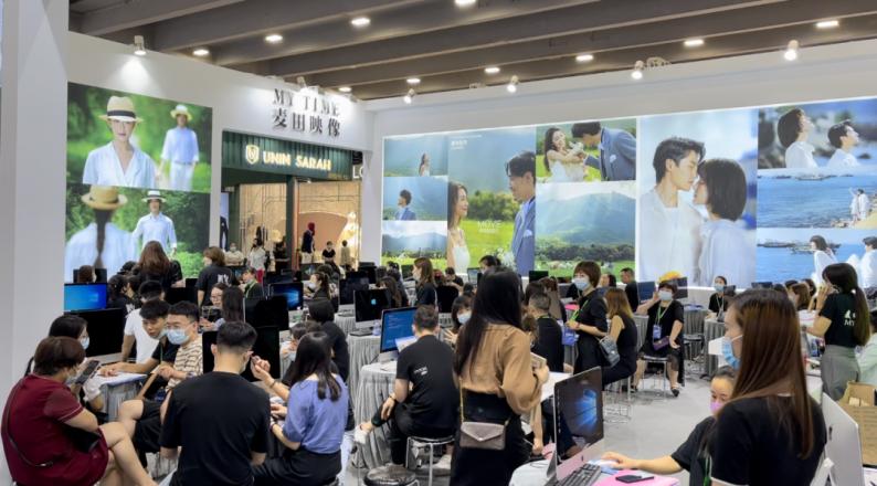 广州收官站!中国婚博会夏季展商家排行榜  第13张