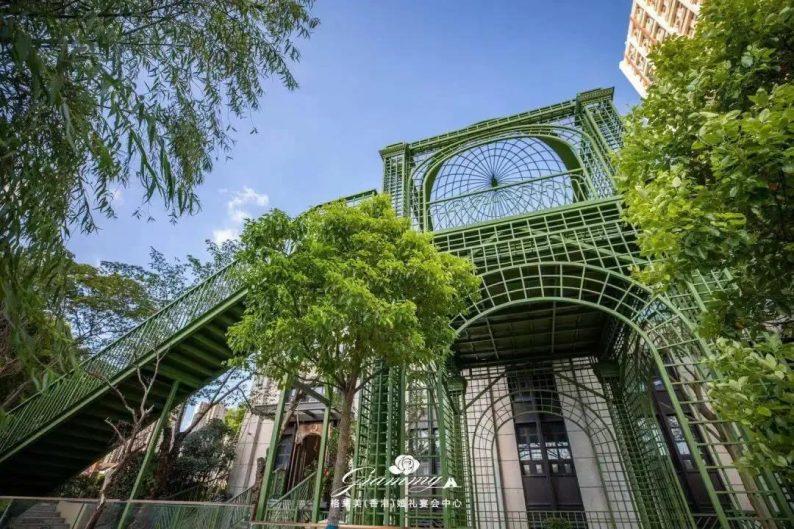 婚礼堂发布:全国第8家门店,上海格莱美.顾村公园店  第3张