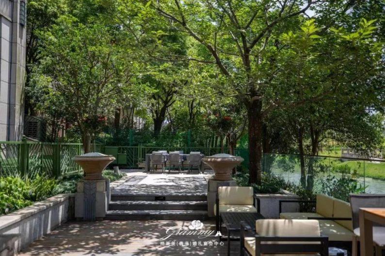 婚礼堂发布:全国第8家门店,上海格莱美.顾村公园店  第6张