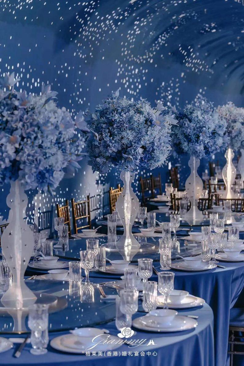 婚礼堂发布:全国第8家门店,上海格莱美.顾村公园店  第10张