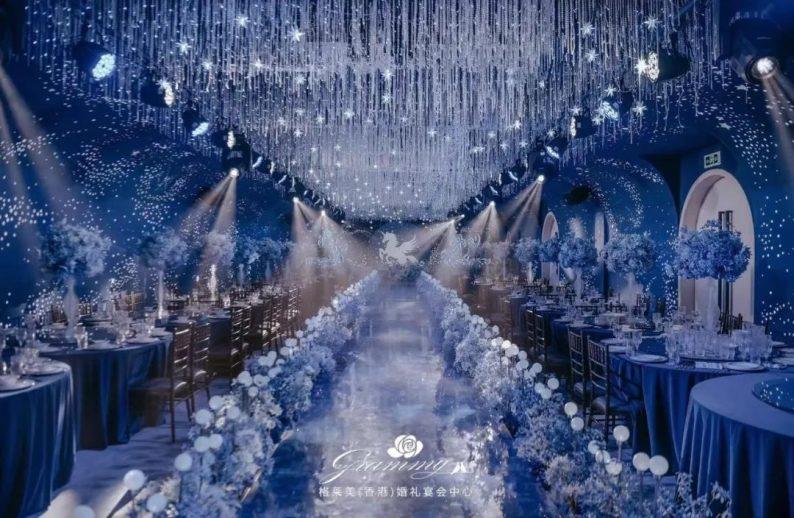 婚礼堂发布:全国第8家门店,上海格莱美.顾村公园店  第9张
