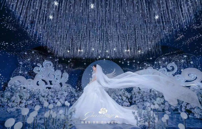 婚礼堂发布:全国第8家门店,上海格莱美.顾村公园店  第11张