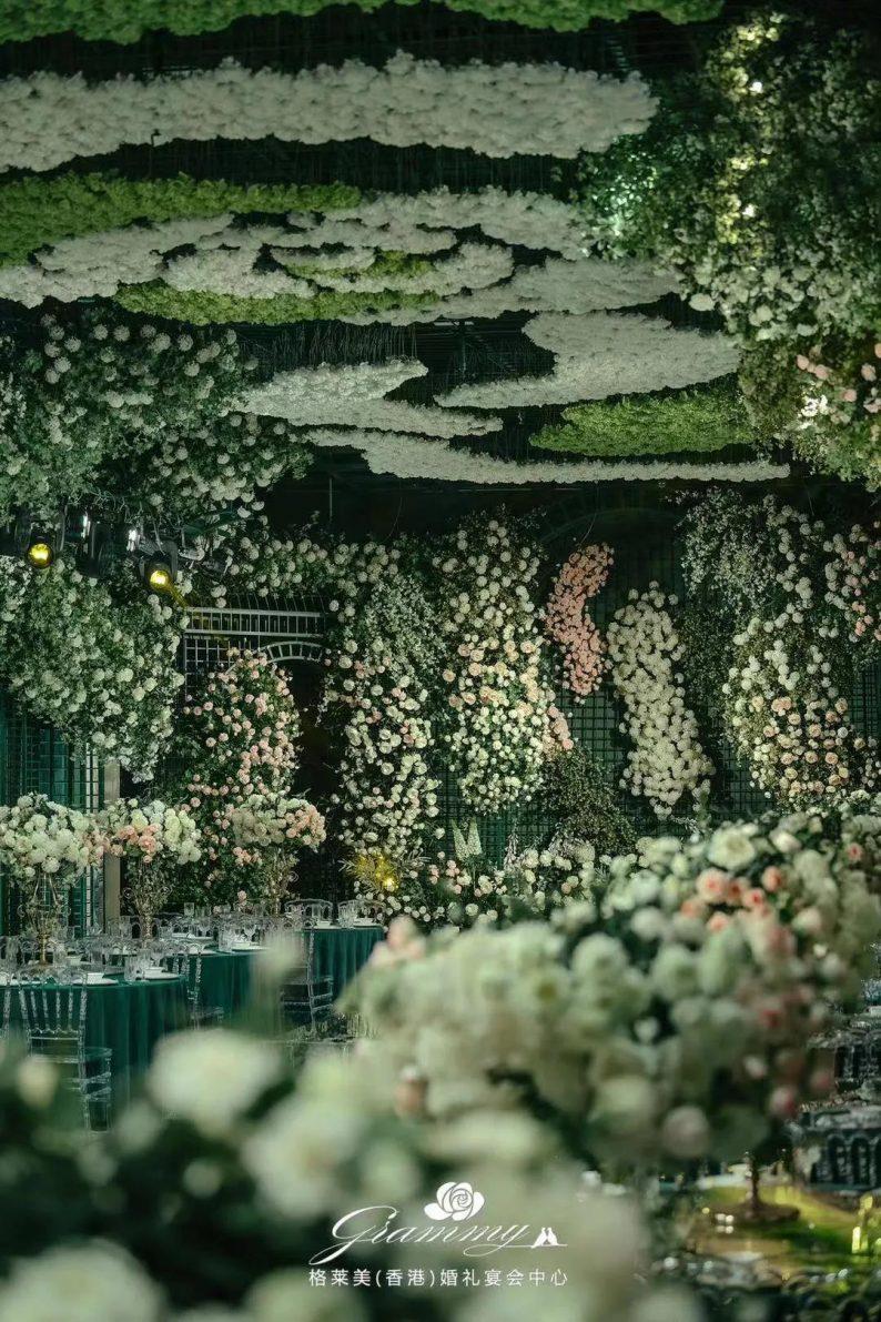 婚礼堂发布:全国第8家门店,上海格莱美.顾村公园店  第15张