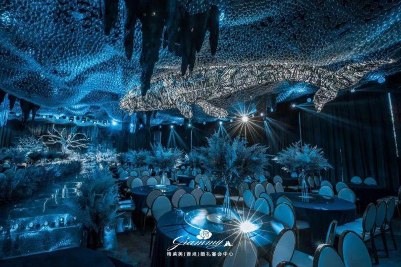 婚礼堂发布:全国第8家门店,上海格莱美.顾村公园店  第20张