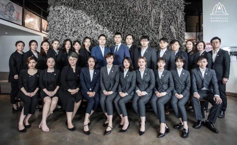 婚礼堂发布:上海曼格纳全新宴会厅【冰蓝之境】  第13张