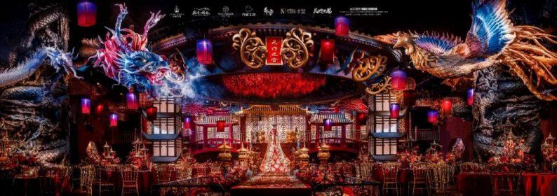 历时百天!设计师李华义缔造中式《琼华神殿》  第1张