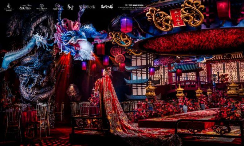 历时百天!设计师李华义缔造中式《琼华神殿》  第19张