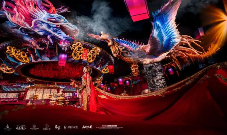 历时百天!设计师李华义缔造中式《琼华神殿》  第21张