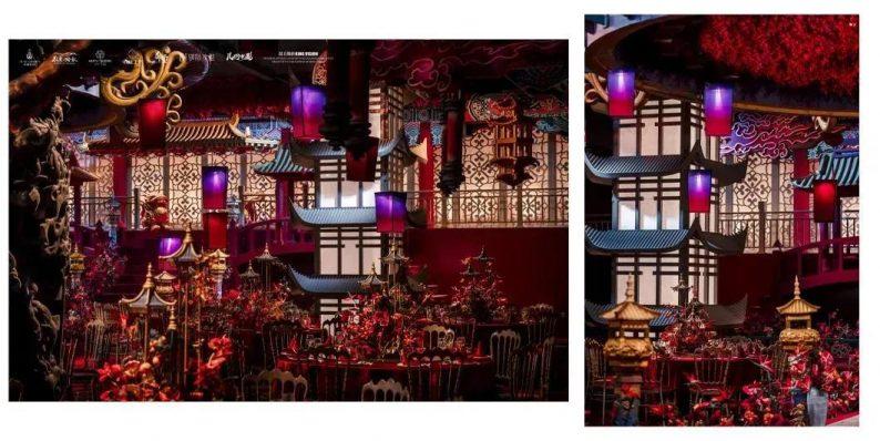 历时百天!设计师李华义缔造中式《琼华神殿》  第22张
