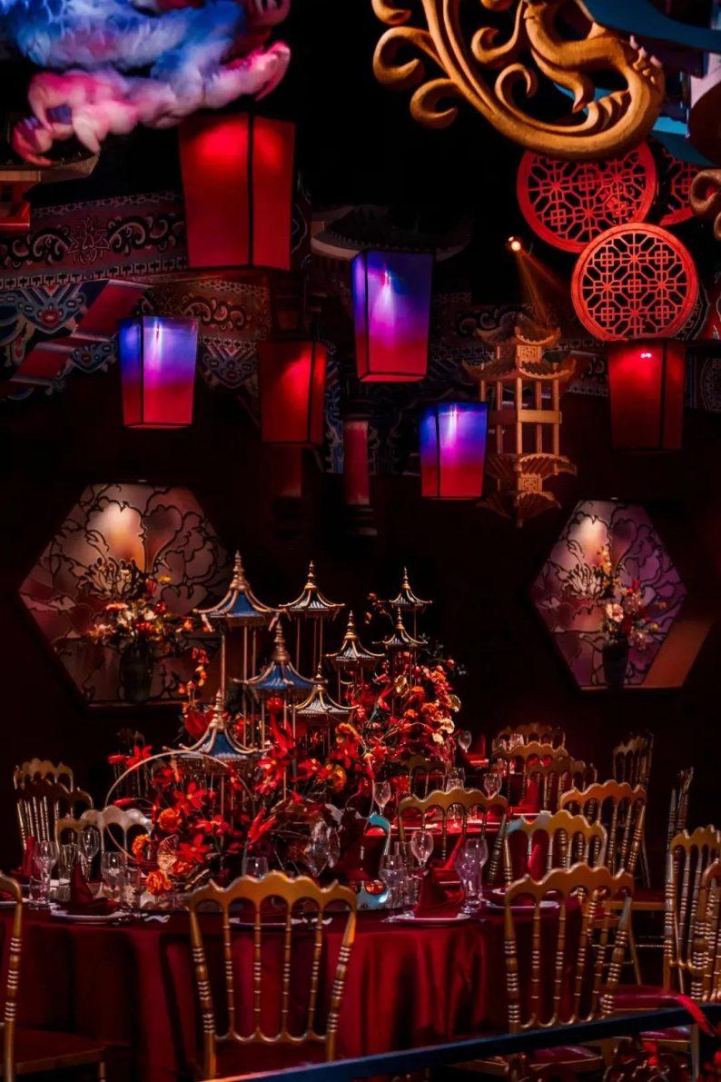 历时百天!设计师李华义缔造中式《琼华神殿》  第23张