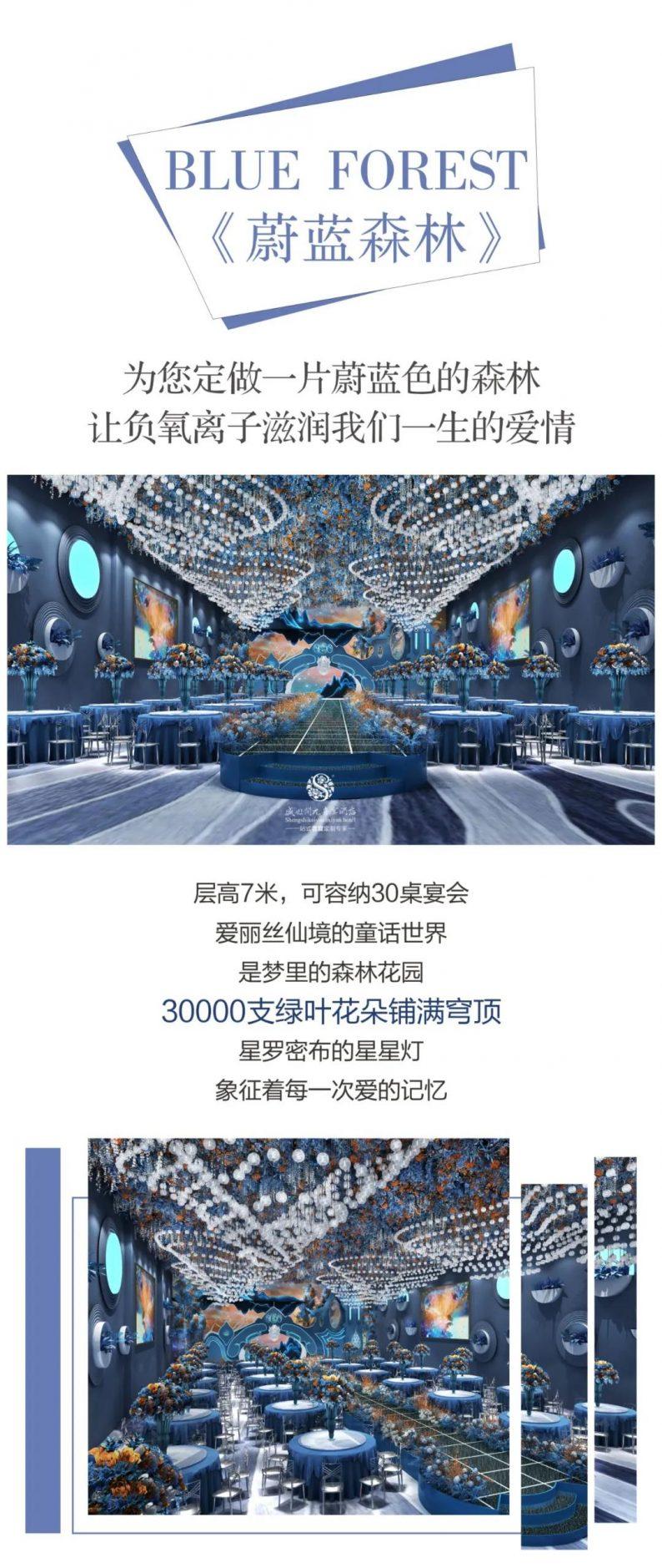婚礼堂发布:徐丹设计!南阳首家百万级婚礼堂  第5张