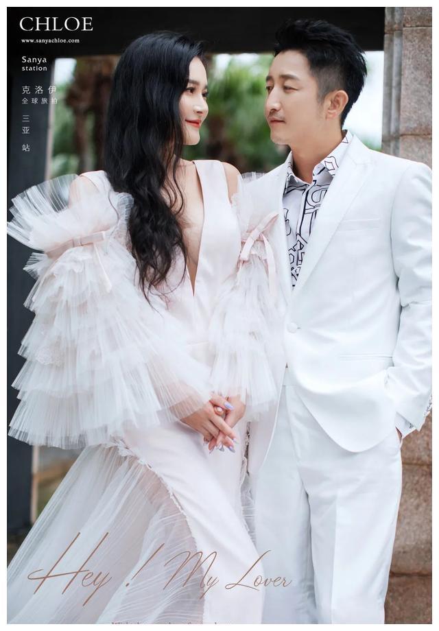 克洛伊 X 奥运冠军打造甜蜜婚纱大片  第12张