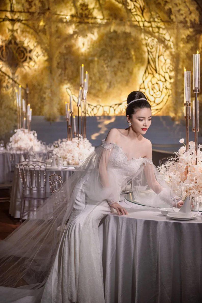 婚礼堂发布:金色复古宫殿!天合志禧最新沉浸式宴会厅  第6张