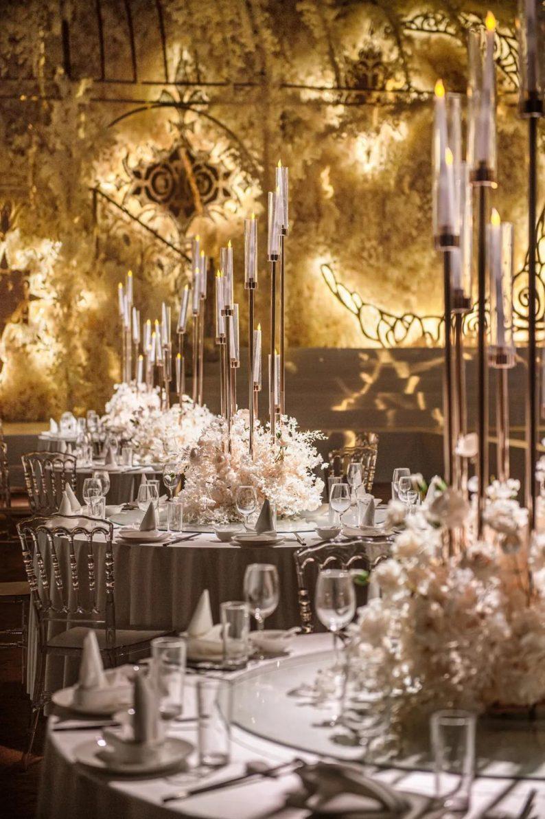 婚礼堂发布:金色复古宫殿!天合志禧最新沉浸式宴会厅  第7张