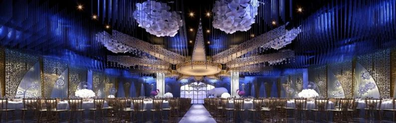 婚礼堂走多远,取决于顶层……  第7张