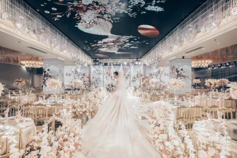 婚礼堂发布:3大主题厅!连云港幸福时光宴会酒店  第2张