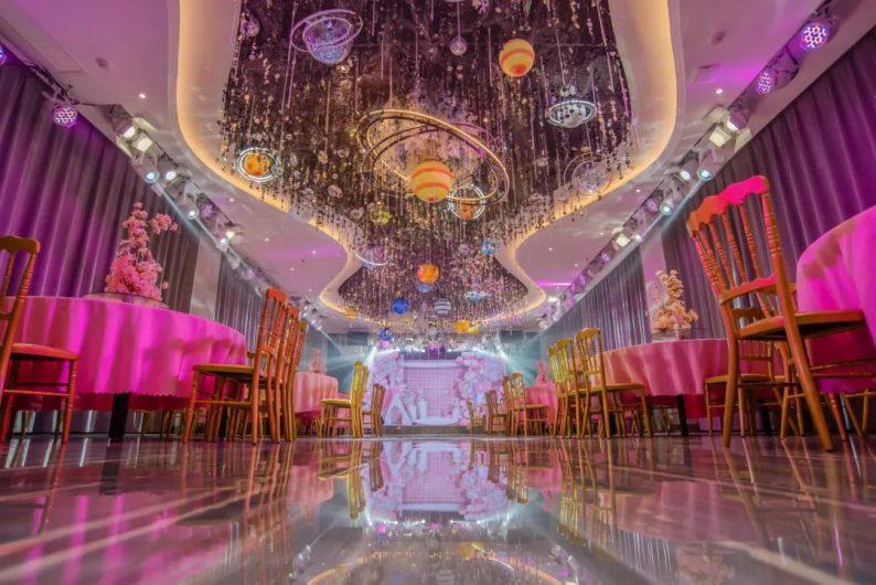 婚礼堂发布:3大主题厅!连云港幸福时光宴会酒店  第5张
