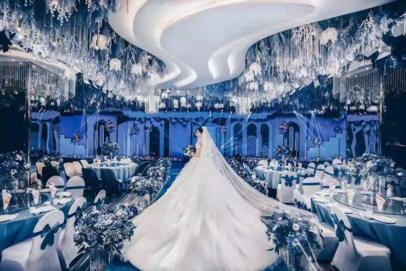 婚礼堂发布:3大主题厅!连云港幸福时光宴会酒店  第7张