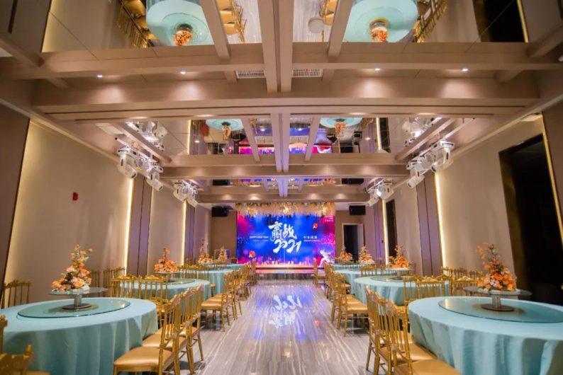 婚礼堂发布:3大主题厅!连云港幸福时光宴会酒店  第8张