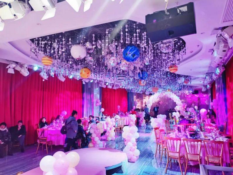 婚礼堂发布:3大主题厅!连云港幸福时光宴会酒店  第9张