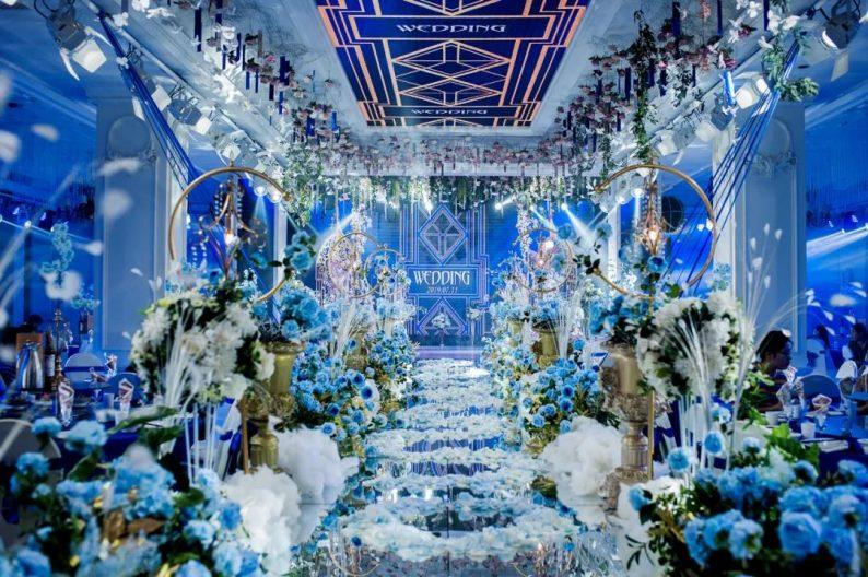 婚礼堂发布:3大主题厅!连云港幸福时光宴会酒店  第12张
