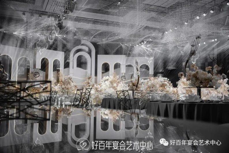 婚礼堂发布:贵州好百年,重磅打造1000平金色大厅  第3张