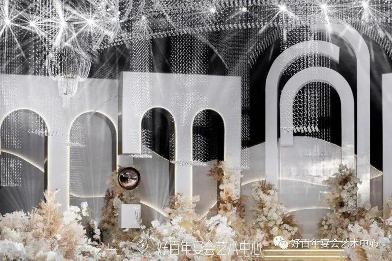 婚礼堂发布:贵州好百年,重磅打造1000平金色大厅  第5张