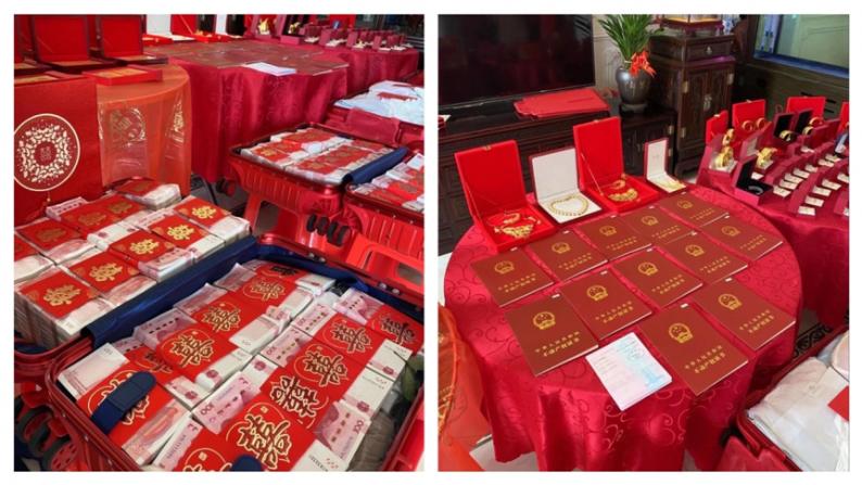 一场香港传统婚礼!  第3张