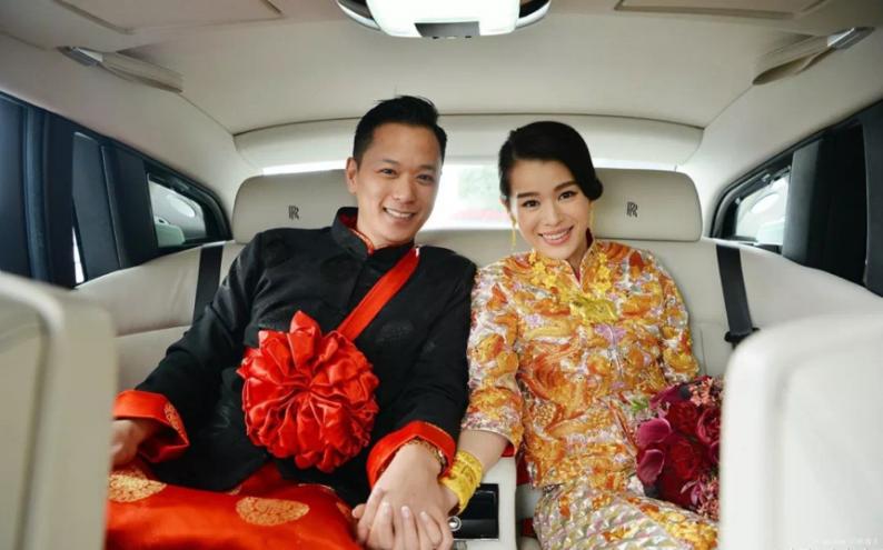 一场香港传统婚礼!  第5张