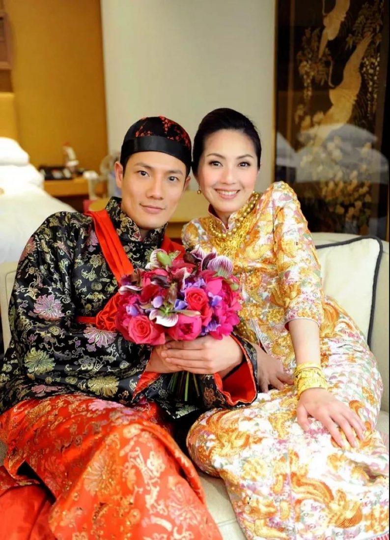 一场香港传统婚礼!  第6张