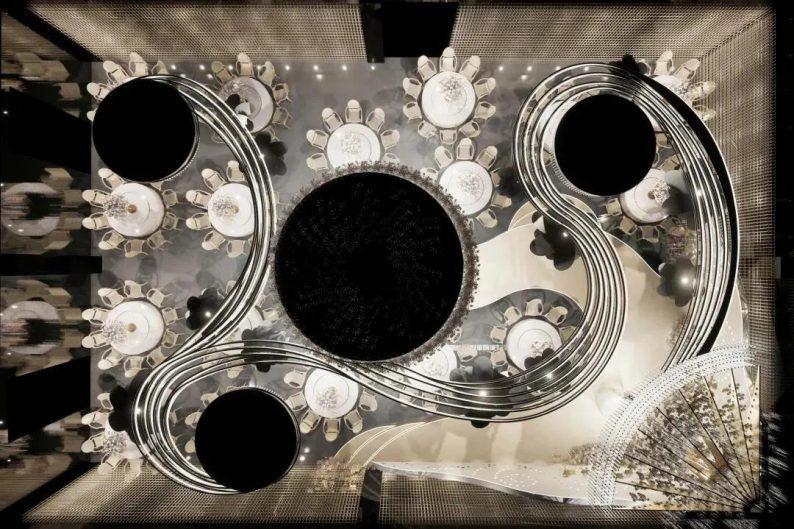 婚礼堂发布:常州宴会地标!15个厅、常州缘系酒店集团打造  第12张