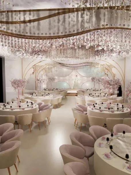 婚礼堂发布:常州宴会地标!15个厅、常州缘系酒店集团打造  第15张