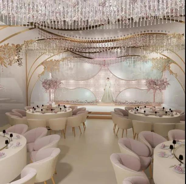 婚礼堂发布:常州宴会地标!15个厅、常州缘系酒店集团打造  第16张