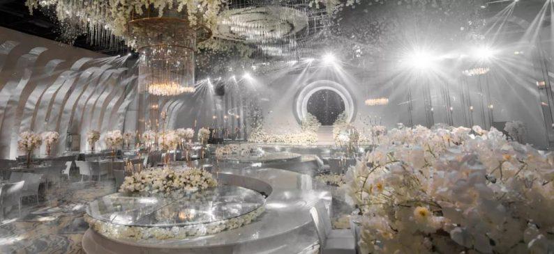 婚礼堂发布:常州宴会地标!15个厅、常州缘系酒店集团打造  第19张