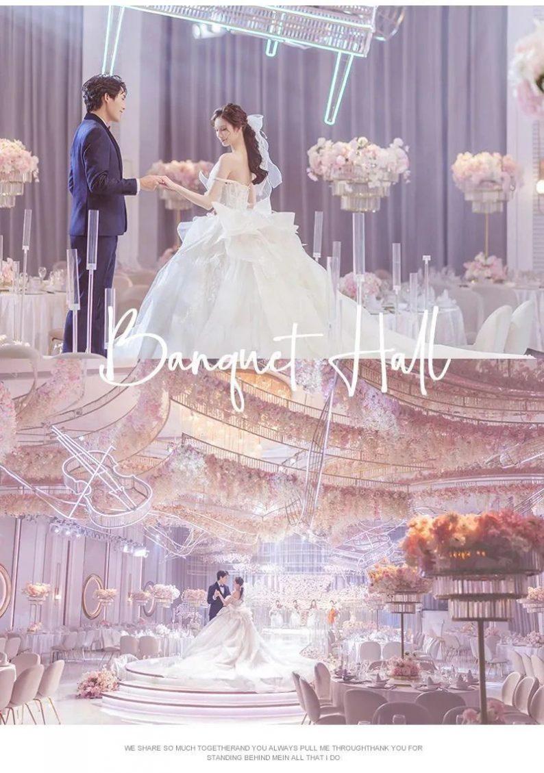 婚礼堂发布:花嫁丽舍七夕婚礼恋曲《波莱罗舞曲》  第16张