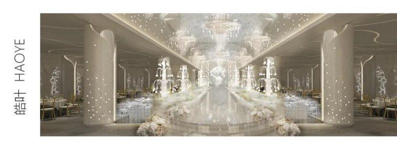 婚礼堂发布:7大宴会厅!御鉴礼宴1万平新店即将起航  第2张