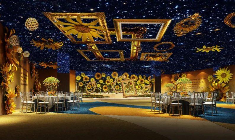 婚礼堂发布:7大宴会厅!御鉴礼宴1万平新店即将起航  第11张
