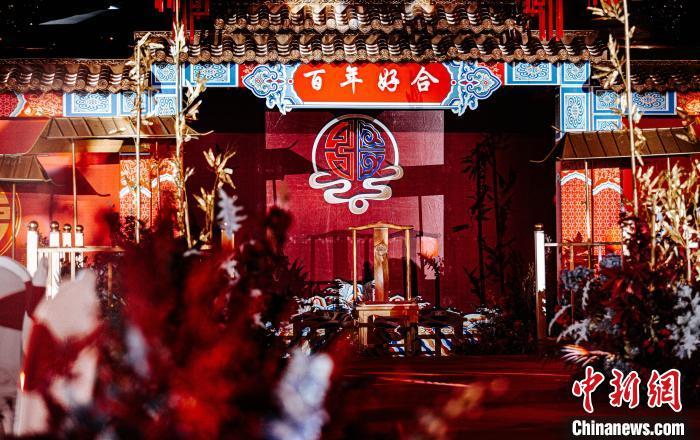 中式婚礼:在传承创新中追寻传统之美  第1张