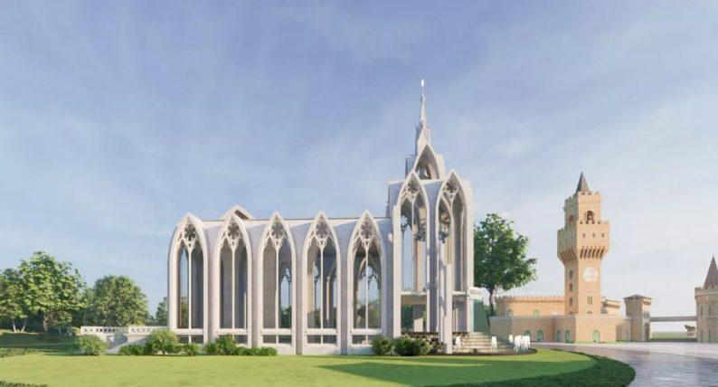 总投资37亿!西北地区最大一站式婚尚婚嫁中心  第1张