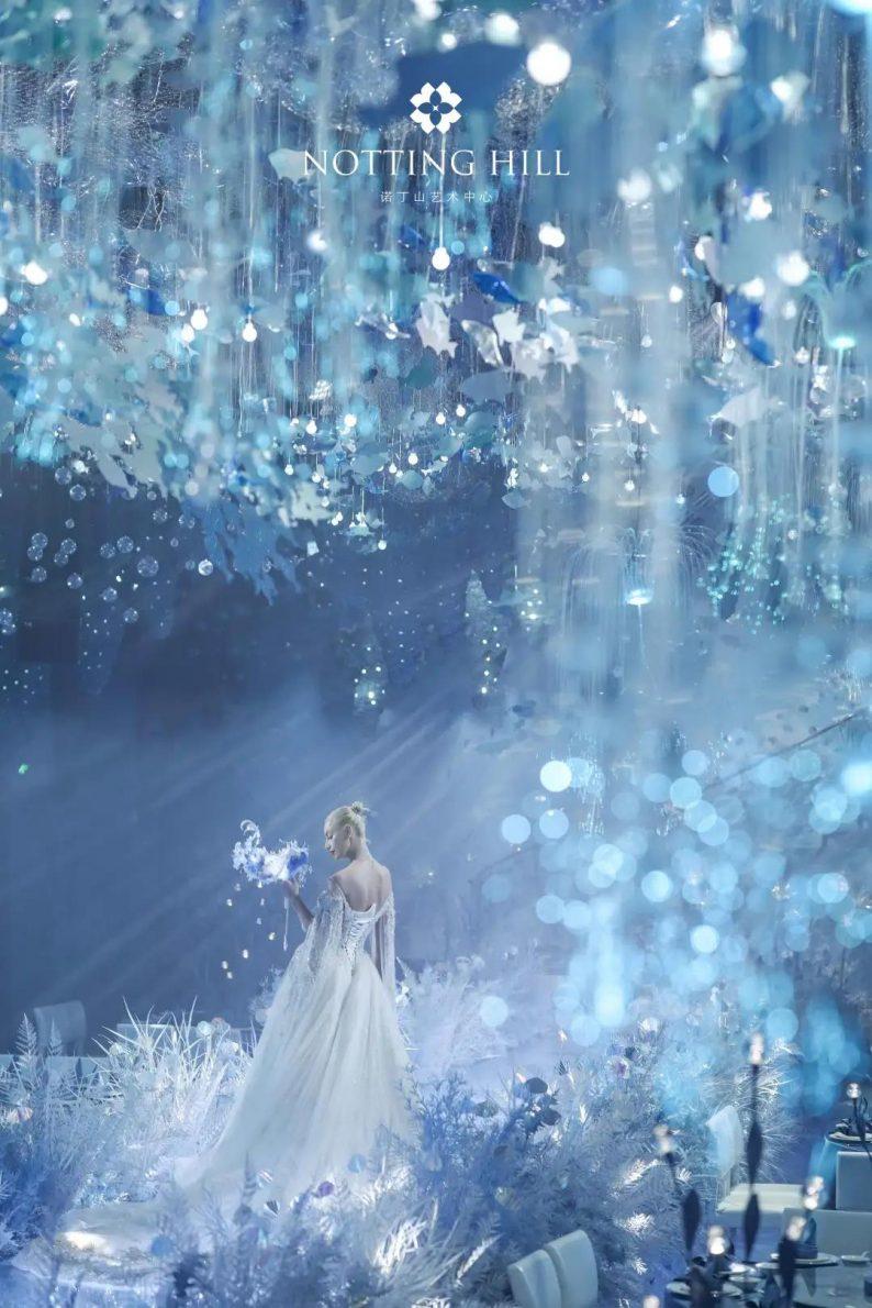 婚礼堂发布:上海诺丁山艺术中心首次亮相  第1张