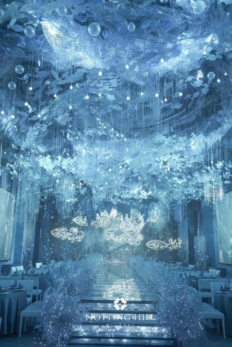 婚礼堂发布:上海诺丁山艺术中心首次亮相  第3张
