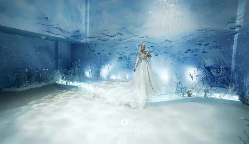 婚礼堂发布:上海诺丁山艺术中心首次亮相  第5张