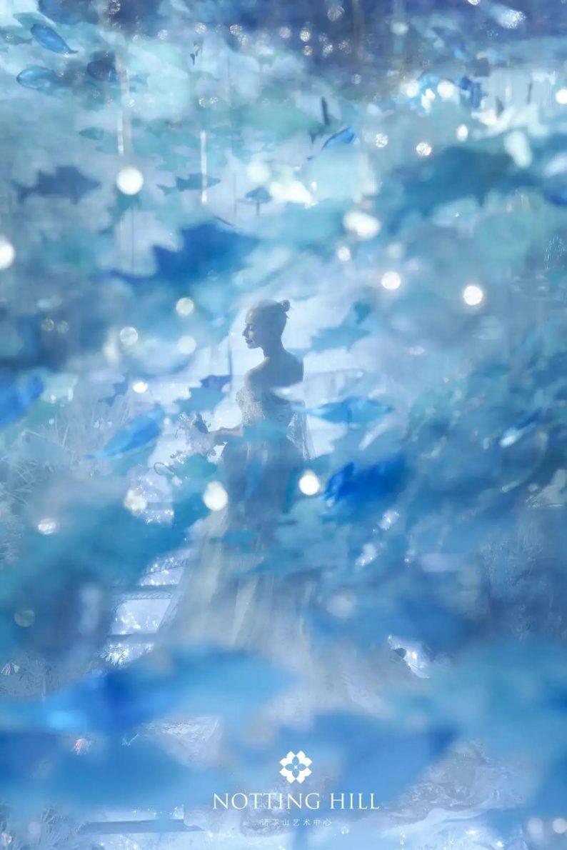 婚礼堂发布:上海诺丁山艺术中心首次亮相  第7张
